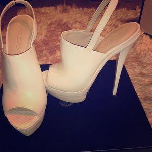 Shoes Sandals heels sling back